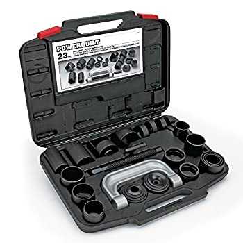 Image of Powerbuilt 23 Piece Ball Joint and U Joint Service Set - 648617 Ball Joint & Tie Rod Tools