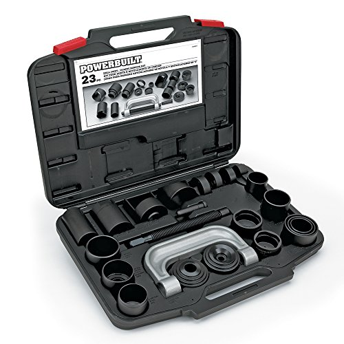 Alltrade 648617 Kit #46 Master Ball Joint / U-Joint Service Tool Set - 23 Piece