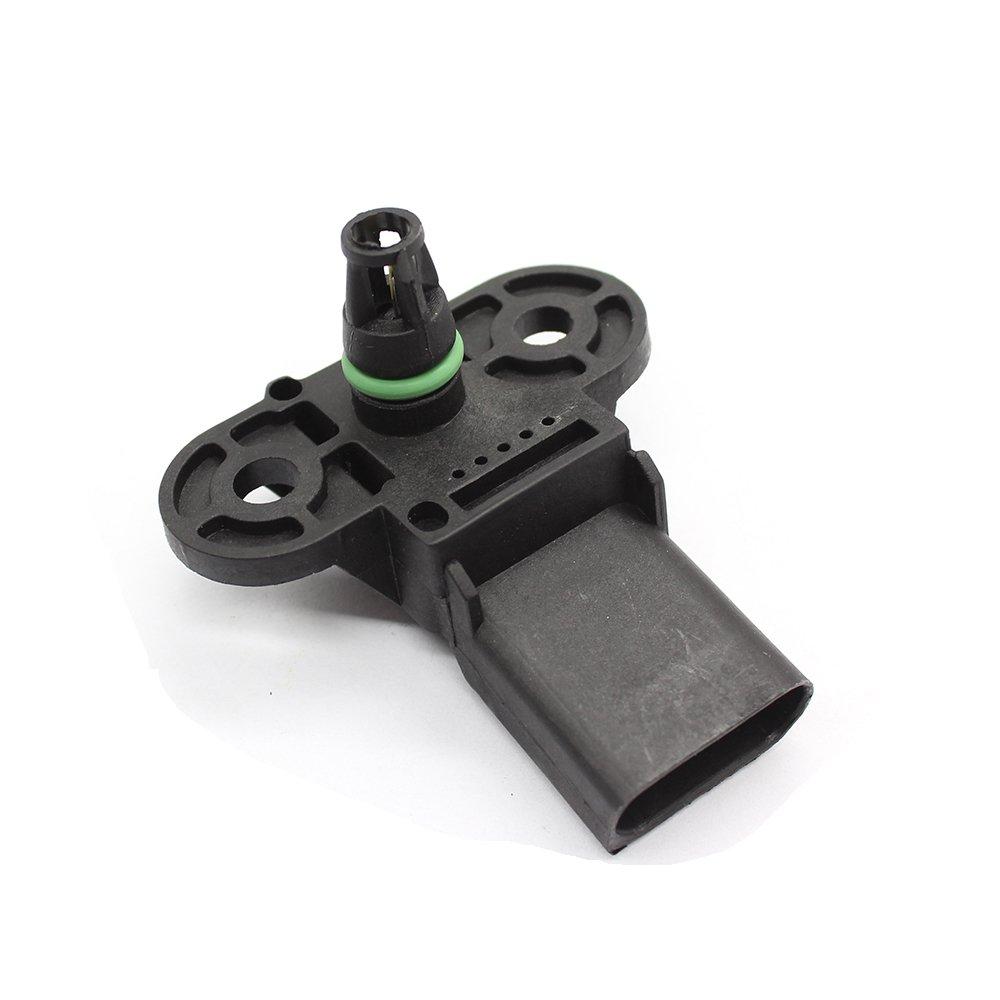 Bernard Bertha 0261230053 Manifold Intake Air temp Boost Pressure Sender MAP Sensor For VW Passat W8 GL GLS GLX 1.8 2.0 2.8 4.0 L 036906051C