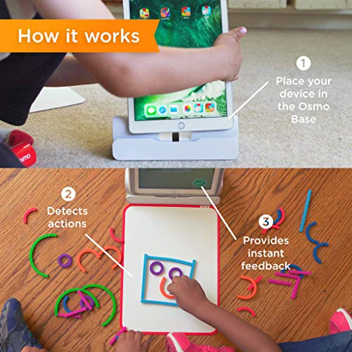 51fDJvUKnYL - Osmo - Little Genius Starter Kit for iPad - 4 Hands-On Learning Games - Preschool Ages - Problem Solving & Creativity (Osmo iPad Base Included)