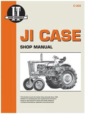 Haynes C202 Technical Repair Manual