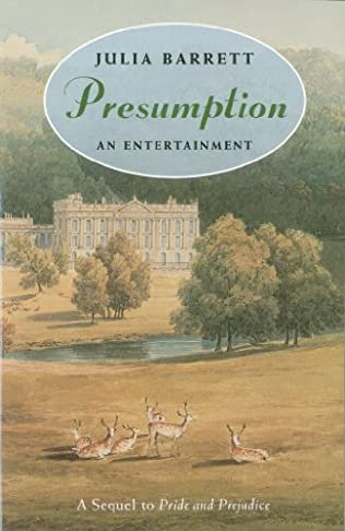 book cover of Presumption