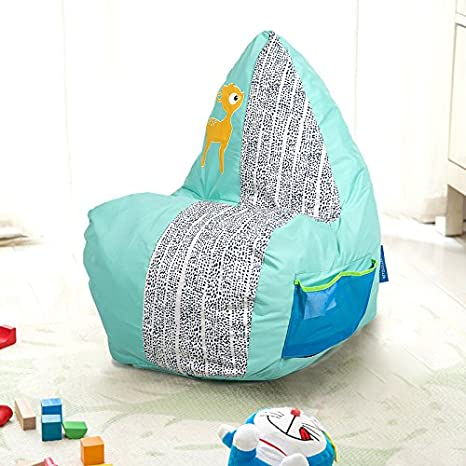 Brilliant Livebest Kids Self Rebound Sponge Sofa Bean Bag Chair Seat With Animals Pattern Indoor Furniture For Boys And Girls Bright Color Inzonedesignstudio Interior Chair Design Inzonedesignstudiocom