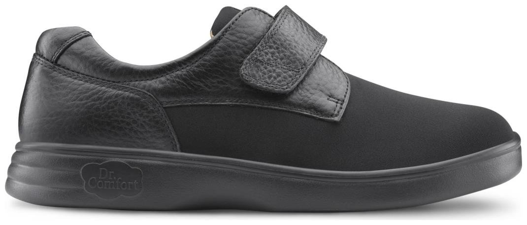 Dr. Comfort Annie Womens Casual Shoe Black Wide Size 9 by Dr. Comfort (Image #6)