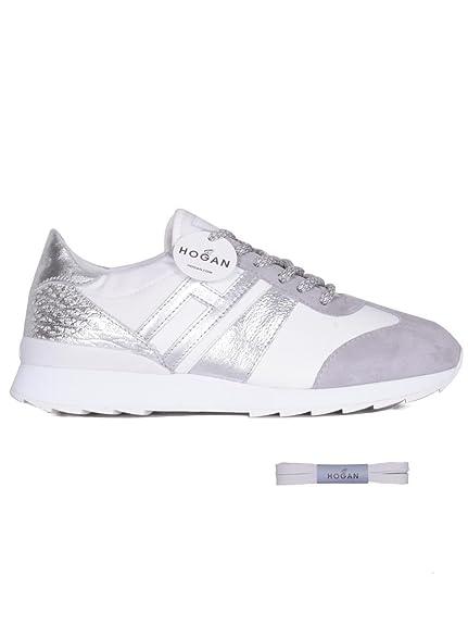 d56dbf705a6 Hogan - Zapatillas para Mujer Blanco Weiß IT - Marke Größe