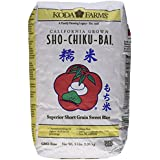 Koda Farms Sho-Chiku-Bai (Premium Sweet Rice) - 5lbs