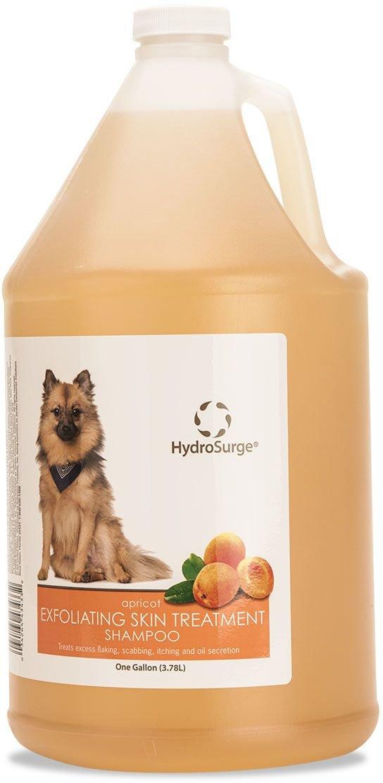 HydroSurge Exfoliating Skin Treatment Shampoo Apricot 1 Gallon by Oster