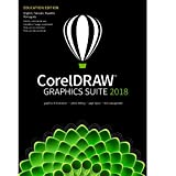 #6: CorelDRAW Graphics Suite 2018 Education Edition [PC Download only]