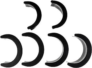 perfk 6Pz di Sostituzione Tavolo da Biliardo Fodere Tasca Universale per la Maggior Parte dei Tavoli da Biliardo