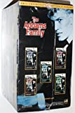 The Addams Family Boxed Set [VHS]