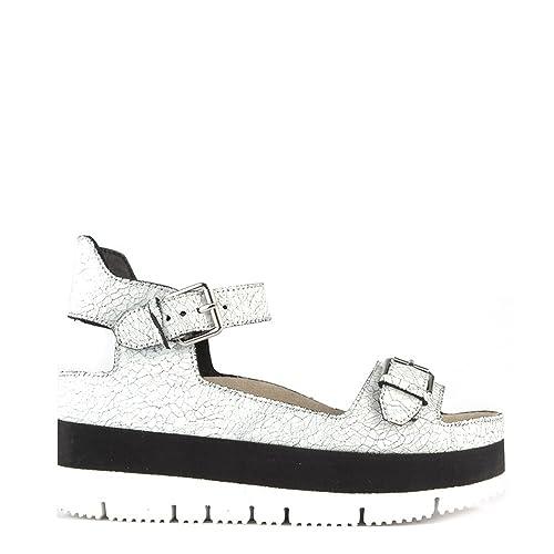 36 Vera Zapatos BlancoMujer Ash De Plataforma Sandalias Cuero dCBrxoe