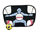 Portable Folding Goal Football Door Set Outdoor Indoor Toy Soccer Set Football Gate For Children