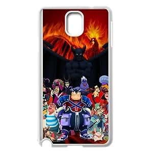 Samsung Galaxy Note 3 White phone case Halloween Disney Villains The best gift FOE9405997