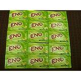 15 X Eno Fruit Salt Antacid Instant Acidity Relief Lemon (Lime) Flavour 5g X 15 Sachet by Eno