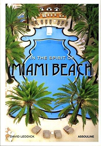 In the Spirit of Miami Beach by David Leddick - Malls Beach Miami Shopping
