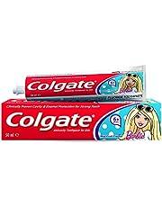 معجون اسنان كولجيت للاطفال 6 سنوات واكثر، باربي، 50 مل