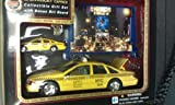 Golden Wheel Chevrolet Caprice Nyc Taxi Cab 1:25 & 1:64 Plus Billboard