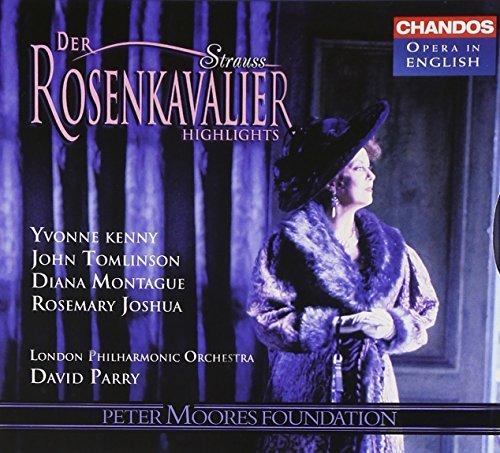 (Strauss - Der Rosenkavalier, highlights [Opera in English] (1999-06-04))