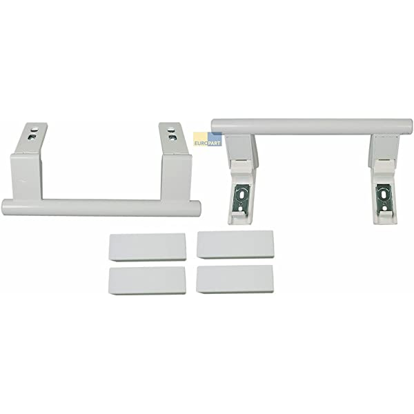 ORIGINAL Tirador Set blanco Varillas Forma Refrigerador Liebherr ...