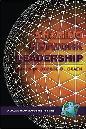 Book Sharing Network Leadership (LMX Leadership: The Series)