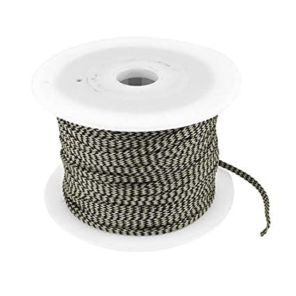 Black Beige Expanding  Cable Wire Sleeve Sleeving Harness 100M Long