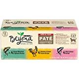 Purina Beyond Grain Free Adult Wet Cat Food, (2 Packs of 12) 3 oz. Cans, Variety Pack