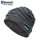 Best Caps With Stereo Speakers - CoCo Fashion Wireless Bluetooth Music Beanie Hat Cap Review