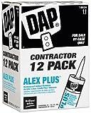 Dap 18101 ALEX PLUS Acrylic Latex Caulk Plus