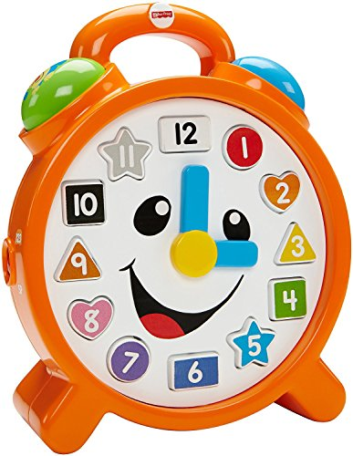 (Fisher-Price Laugh & Learn Counting Colors Clock )