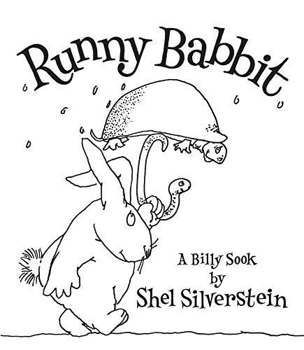 Runny Babbit: A Billy Sook (Silverstein Shel Christmas)