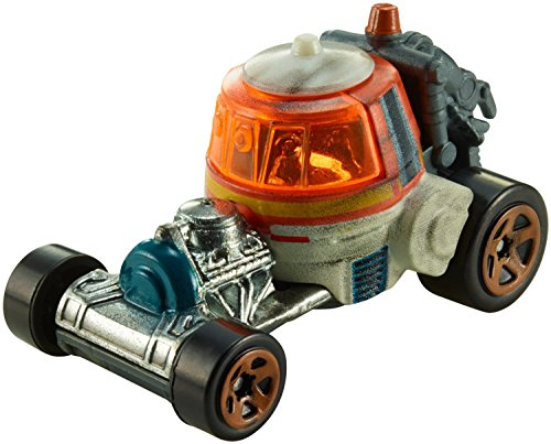 [Hot Wheels Star Wars Rebels Chopper Character Car] (Star Wars Chopper)