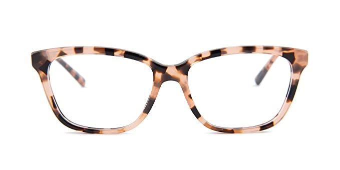 7d2053ffbead Image Unavailable. Image not available for. Color: Eyeglasses Michael Kors  MK 8018 3155 PEACH TORTOISE