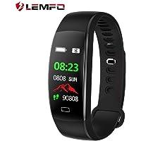 Pulseira Inteligente Smartband Monitor Cardíaco Relógio, pedômetro, esporte, monitor de freqüência cardíaca, monitor de sono e outros