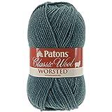 Fils de laine Patons classique, Jade Heather