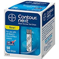 Contour-Next Contour next 50 Test Strips