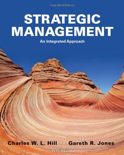 Strategic Management:Integ.Appr.