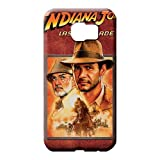Trendy Tpye Indiana Jones and the Last Crusade Dirtshock Mobile Phone Carrying Skins Samsung Galaxy S6 Edge
