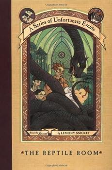 The Reptile Room 0060283130 Book Cover