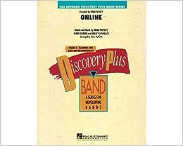 Hal Leonard Online - Discovery Plus Band Level 2 arranged