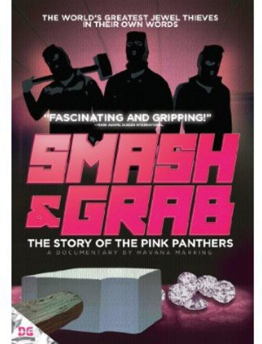 DVD : Smash And Grab: The Story Of The Pink Panthers (DVD)
