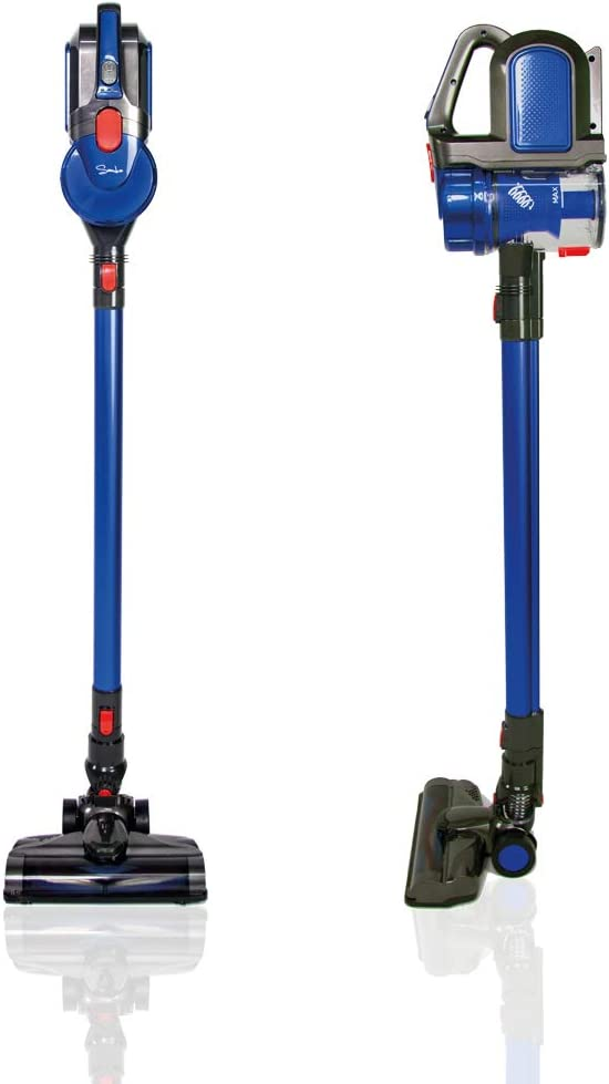 SAMBA ¡Aspirador 2en1! Vertical y de Mano Sin Cable Aspira Pro 21 ...
