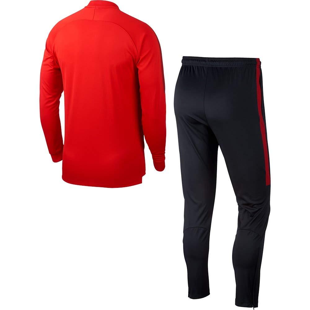 13ff79d4e03c Tracksuit UNIVERSITY RED BLACK BLACK BLACK Multicolour Nike PSG M NK DRY  SQD TRK SUIT K CL Men