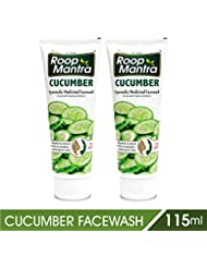 Roop Mantra Herbal Cucumber Face Wash 115ml