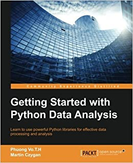 Getting Started with Python Data Analysis by Phuong Vo.T.H (2015-10-02)