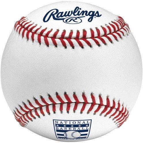 Rawlings Official MLB Hall of Fame Baseball ROMLBHOF