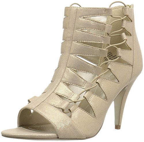 Women's Gold Soft Reaction Kenneth Show Sandal Cole Time Dress wfUETqU