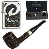Zippo Peterson Pipe Gift Set