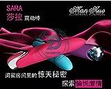 HSMazalea Adult Produts 7 Speed Body Massager Waterproof G Spot Stimulator Sex Shop Sexy Toys Sex Toys for Female