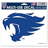 WinCraft, NCAA, University of Kentucky Wildcats, Cat Head, Multi-Use Decal - 75581117