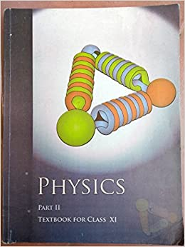 Amazon in: Buy NCERT Physics Class 11 Part 1 & Part 2 Book